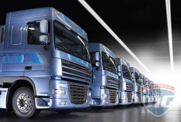 DAF XF105 ATe стал грузовиком года в Великобритании