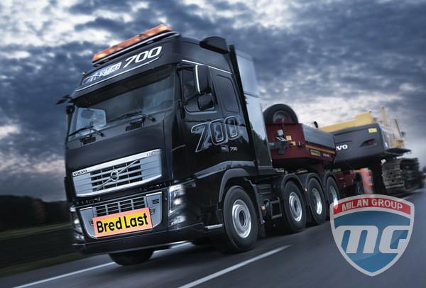 Программа экономии топлива от Volvo Trucks
