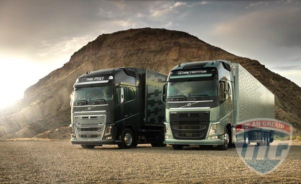 Шведы представили Volvo FH на газу