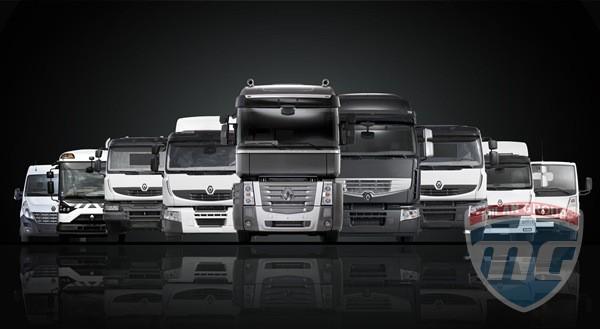 Renault Trucks готовится к запуску нового модельного ряда грузовиков