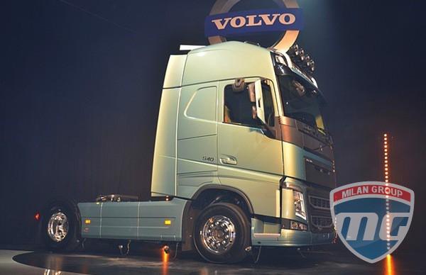 Презентация Volvo FH