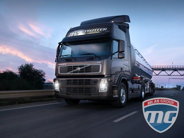 Volvo Trucks: безопасность превыше всего!