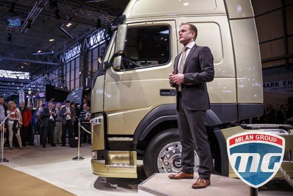 Состоялась презентация нового Volvo FM