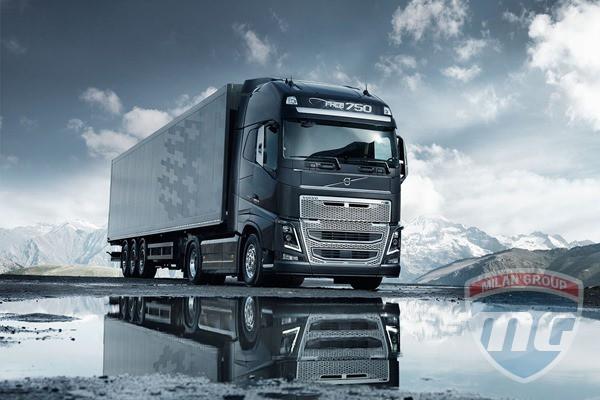 Volvo Trucks на выставке COMTRANS 2013