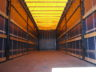 полуприцеп шторный Krone 2012, bpw eco plus, барабанные тормоза, коники, 41000кг