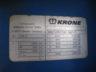 рефрижератор Krone 2006, bpw eco plus, барабанные тормоза, tk sl-200e