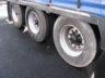 полуприцеп шторный Krone 2008, bpw eco plus, барабанные тормоза
