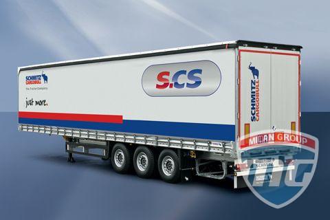 Полуприцепы от компании Schmitz Cargobull AG